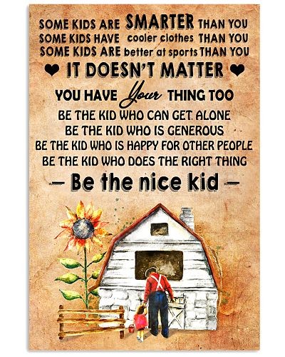 Be The Nice Kid Farmer