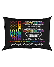 You Are My Always And Forever LGBT Rectangular Pillowcase front