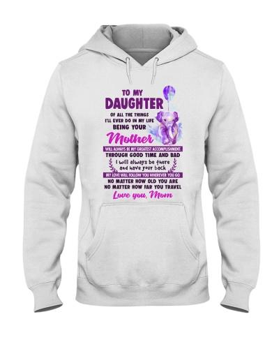 Daughter Greatest Accomplishment Elephant