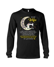 I Love You To The Moon And Back Hobby Long Sleeve Tee thumbnail