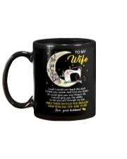 I Love You To The Moon And Back Hobby Mug back