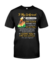 I Thank God For You Being In My Life Dinosaur  Classic T-Shirt thumbnail