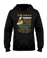 I Thank God For You Being In My Life Dinosaur  Hooded Sweatshirt thumbnail