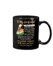 I Thank God For You Being In My Life Dinosaur  Mug front