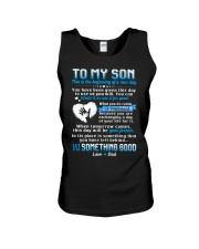 Family Son Beginning Of A New Day  Unisex Tank thumbnail