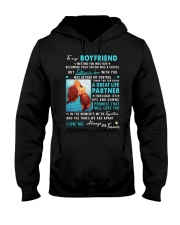 Otter Boyfriend Ups And Downs Love Hooded Sweatshirt thumbnail