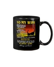 Dinosaur Wife Ups And Downs Love  Mug front