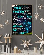 I Thought Of You Today Butterfly  11x17 Poster lifestyle-holiday-poster-1