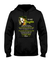 Don't Let Anyone Take You For Granted Horse  Hooded Sweatshirt thumbnail