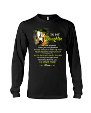 Don't Let Anyone Take You For Granted Horse  Long Sleeve Tee thumbnail