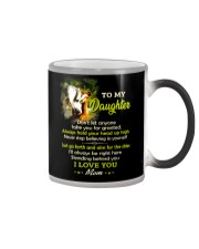 Don't Let Anyone Take You For Granted Horse  Color Changing Mug thumbnail