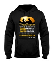 Always Remember Fishing Daughter Mug Hooded Sweatshirt thumbnail