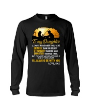 Always Remember Fishing Daughter Mug Long Sleeve Tee thumbnail
