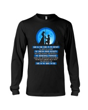 She is The Fire In My Heart Fishing Long Sleeve Tee thumbnail