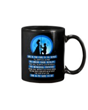 She is The Fire In My Heart Fishing Mug front