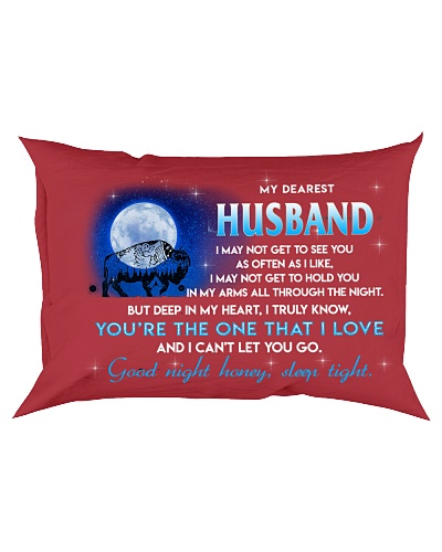 Bison Husband Sleep Tight