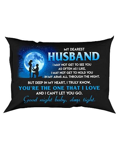 Husband Good Night Baby Sleep Tight
