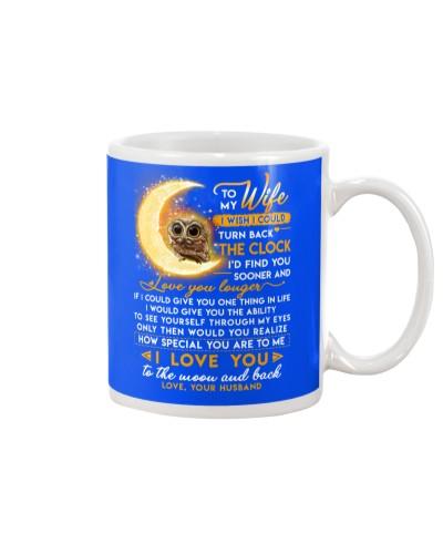Owl Wife Clock Ability Moon