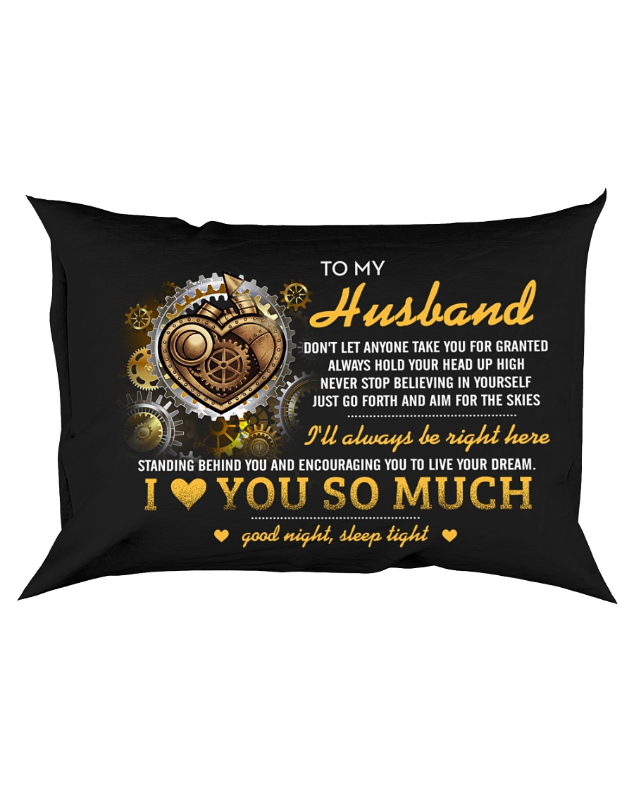Don't Let Anyone Take You For Granted Rectangular Pillowcase
