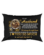 Don't Let Anyone Take You For Granted Rectangular Pillowcase front