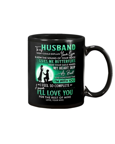 Husband I feel so complete