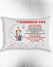Love You Deeply Family Rectangular Pillowcase aos-pillow-rectangle-front-lifestyle-4
