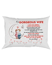 Love You Deeply Family Rectangular Pillowcase front