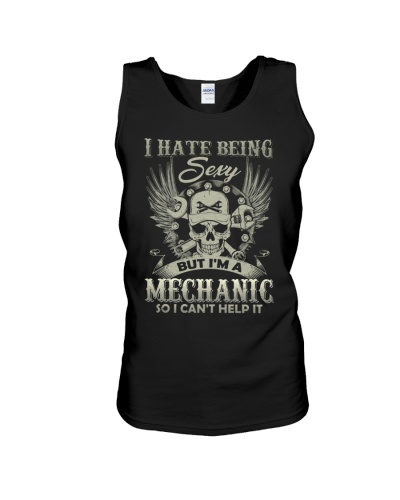 I Hate Being Sexy Mechanic