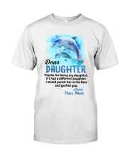 Thanks For Being Dolphin Classic T-Shirt thumbnail