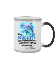 Thanks For Being Dolphin Color Changing Mug thumbnail