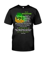 Braver Than You Believe Farmer Classic T-Shirt thumbnail