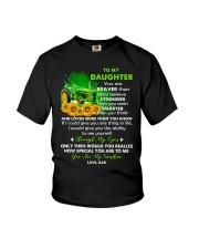 Braver Than You Believe Farmer Youth T-Shirt thumbnail