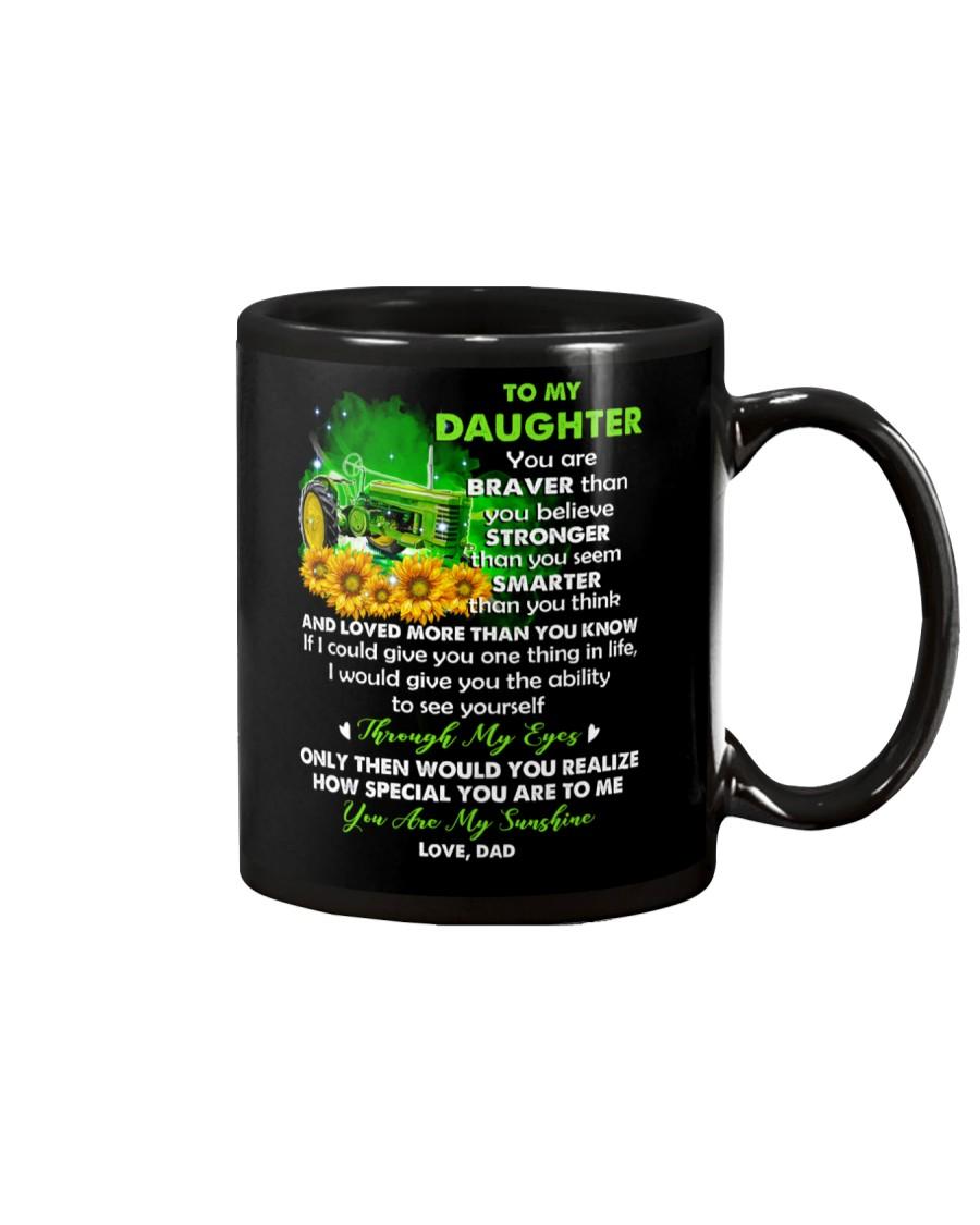 Braver Than You Believe Farmer Mug