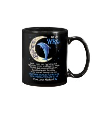 I Love You To The Moon And Back Dolphin  Mug thumbnail
