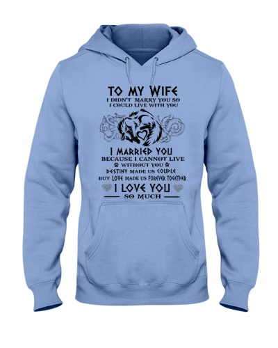 Wife Married You Wolf