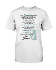 I Believe That God Sent You Into My Life Elephant  Classic T-Shirt thumbnail