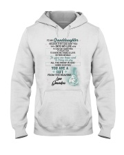 I Believe That God Sent You Into My Life Elephant  Hooded Sweatshirt thumbnail