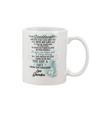 I Believe That God Sent You Into My Life Elephant  Mug front