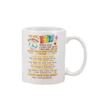 Hippie Wife I Love You More Mug front