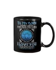 I Love You Wolf Mug thumbnail