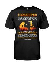 Life Gets Hard Daughter Classic T-Shirt thumbnail
