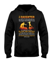 Life Gets Hard Daughter Hooded Sweatshirt thumbnail