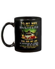 Camping Wife You Are My Life Mug back