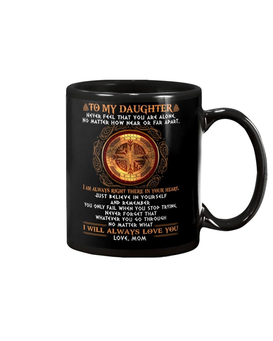 Viking Always Love You Daughter Mug