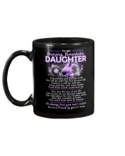 My Love By Your Side Buttefly Mug back