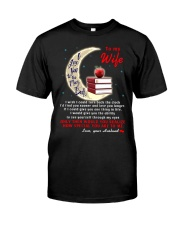 I Love You To The Moon And Back Teacher  Classic T-Shirt thumbnail