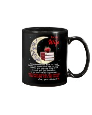 I Love You To The Moon And Back Teacher  Mug front