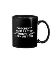 Need Attention Funny Mug thumbnail