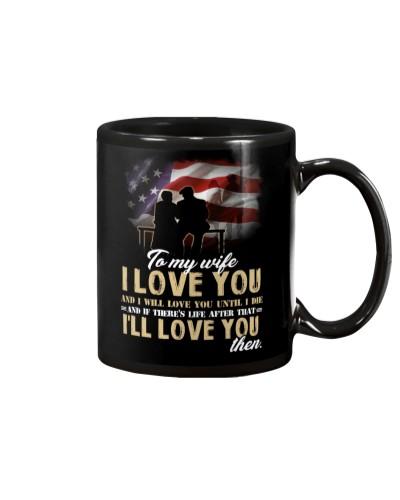 Love You Until I Die Veteran Wife