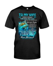 I Love You Three Thousand Turtle Classic T-Shirt thumbnail